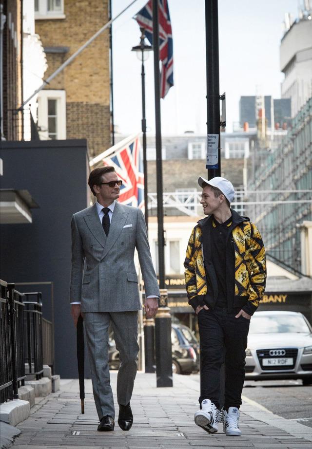 Photo of «Kingsman: Секретная служба» – Лучший шпионский фильм десятилетия